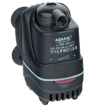 Фильтр внутренний FAN-MIKRO plus, 250 л/ч, для аквариума до 50 л. Цена 445р.
